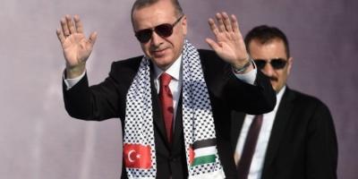 إعلامي سعودي: تركيا الإخوانية تستخدم القضية الفلسطينية للدعاية!