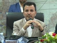 وزير الصحة الحوثي يقتحم مستشفى خاص ويهدد مديره بالسحل