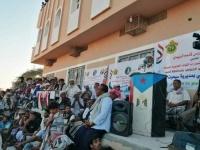 المهرة تسقط المؤامرة القطرية برفض إشهار مجلس الإنقاذ