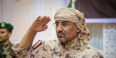 بن فريد لـ الرئيس الزُبيدي: لديك شعب جبار قادر على قهر أي قوى