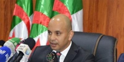 وزير الشباب الرياضة الجزائري يلتقي بوفد من نادي اتحاد الجزائر