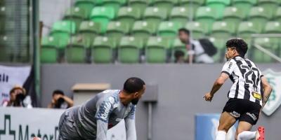 أتلتيكو مينيرو ينتزع المركز الرابع في الدوري البرازيلي