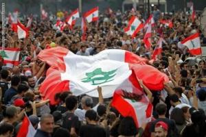 واشنطن: ندعم حق اللبنانيين فى التظاهر السلمى