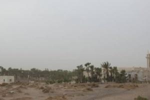 استشهاد وإصابة شخصين في انفجار عبوة ناسفة حوثية بالفازة