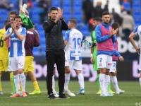 ليجانيس الإسباني يطيح بمدربه لسوء النتائج