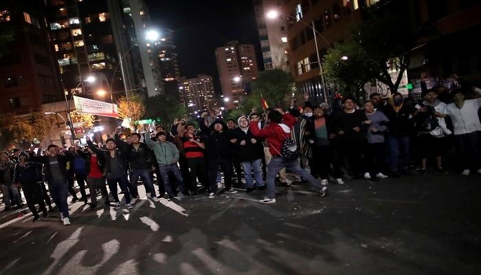 احتجاجات في بوليفيا على إثر نتائج الانتخابات الرئاسية