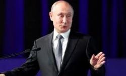 الرئيس الروسي: يجب إخلاء الأراضي السورية من الوجود العسكري الأجنبي