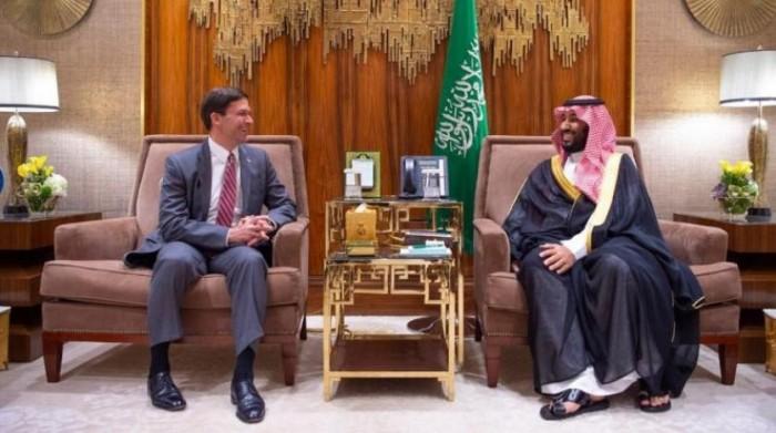 وزير الدفاع الأميركي: واشنطن ملتزمة بمساعدة السعودية في مواجهة الأنشطة الإيرانية