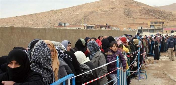 الأمم المتحدة: نزوح 176ألف شخص بسبب العملية العسكرية التركية