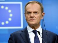 رئيس المجلس الأوروبي يوصي قادة دول الاتحاد بالموافقة على تأجيل البريكست