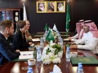 اجتماع سعودي ألماني لمناقشة آخر مستجدات الوضع في اليمن