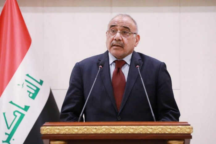 رئيس الوزراء العراقي: نرفض وجود أي قوات أجنبية دون موافقة الحكومة