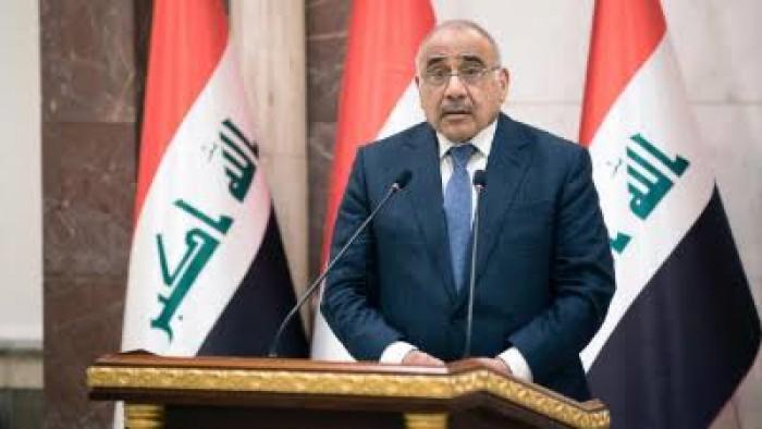 عبدالمهدي يدعو لمؤتمر إقليمي لدول الجوار لإبعاد العراق عن الصراعات