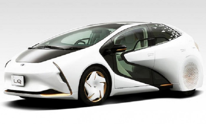 بفعاليات طوكيو.. تويوتا تكشف عن سياراتها الكهربائية الجديدة