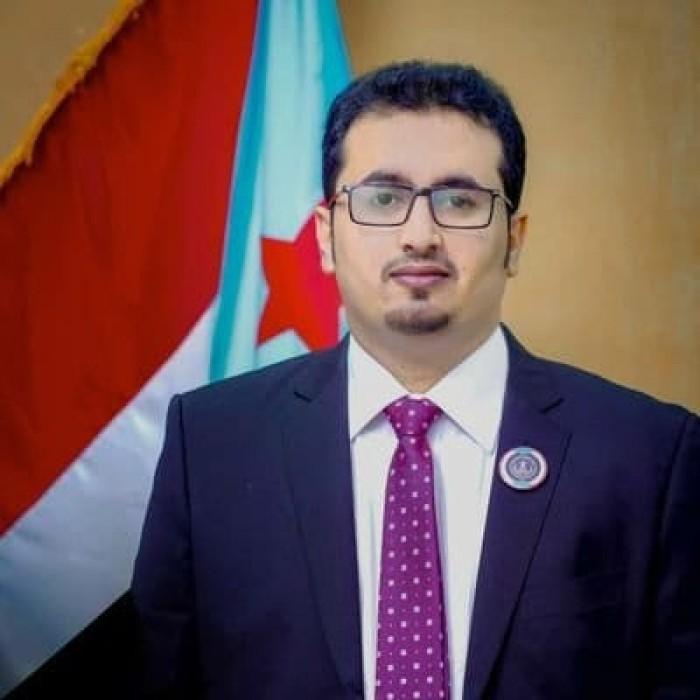 العولقي: اتفاق الرياض أول مسار سياسي بطرف جنوبي خالص منذ وثيقة العهد عام ٩٤م