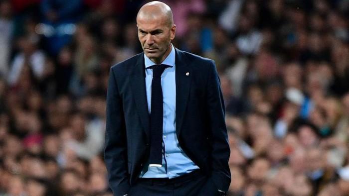 زيدان يستدعي حارس فريق الشباب لتدريبات ريال مدريد قبل لقاء ليجانيس