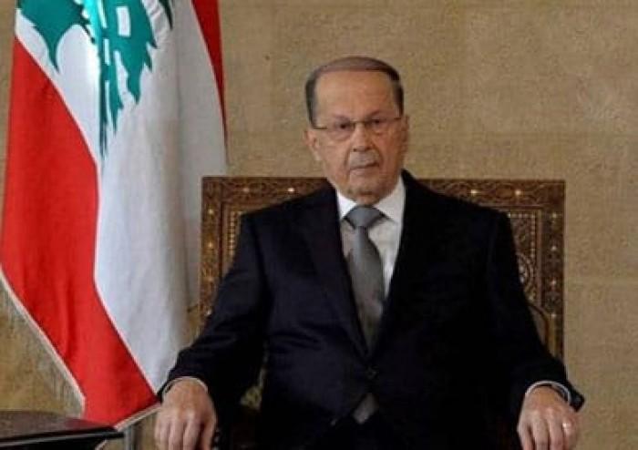 رئاسة لبنان: عون لم يرفض إقرار قانون لمكافحة الفساد في القطاع العام