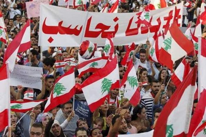الربيزي عن انتفاضة لبنان: إرادة الشعوب لا تقهر!