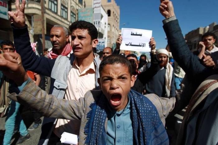 مليشيا الحوثي تخشى انتقال عدوى تظاهرات بيروت إلى صنعاء