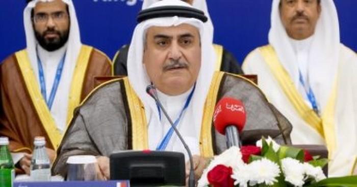 وزير خارجية البحرين يزور القاهرة لمدة يوم واحد
