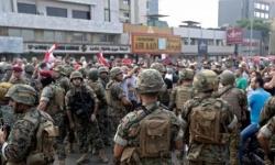 الجيش اللبناني: إصابة عدد من المواطنين بجروح بعد إطلاقنا نارا
