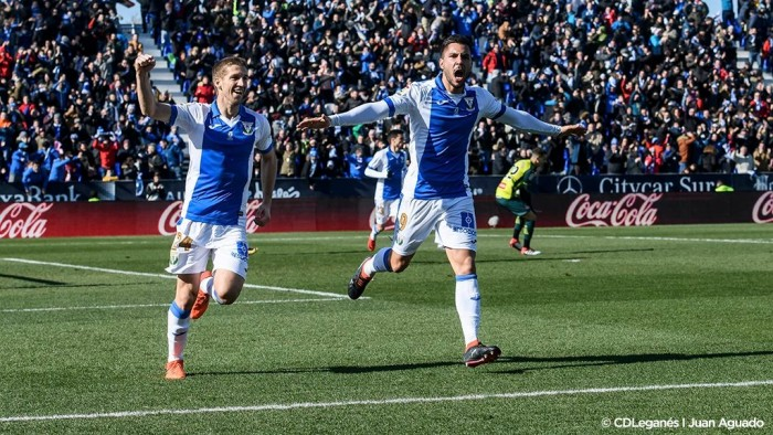 ليجانيس يحقق فوزه الأول في الليجا أمام قاهر ريال مدريد