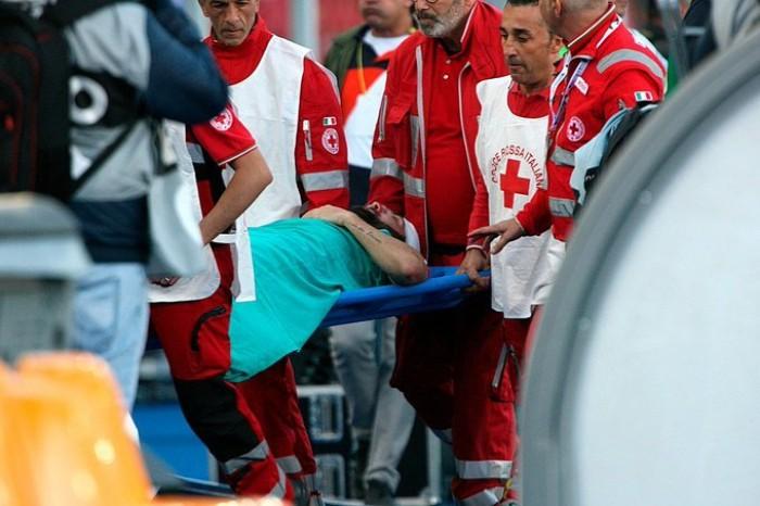 إصابة قوية لهيجواين والمدرب يطمئن جماهير يوفنتوس