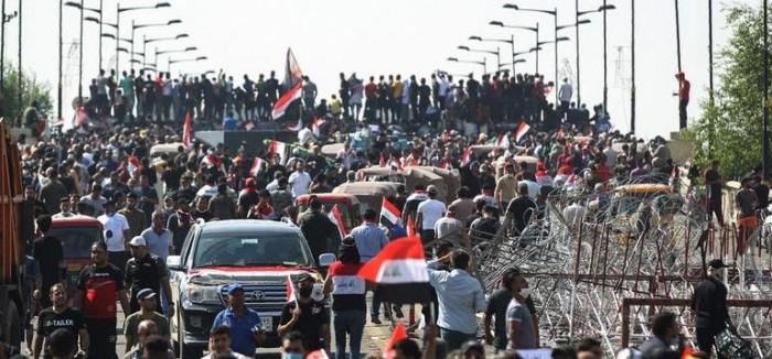 جهاز مكافحة الإرهاب ينشر قواته جنوب العراق لفض الاحتجاجات