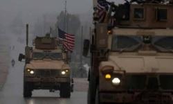 أمريكا ترسل تعزيزات وتدخل قافلة عسكرية أمريكية قادمة من العراق إلى سوريا