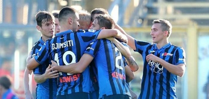 أتلانتا يسحق أودينيزي في الدوري الإيطالي