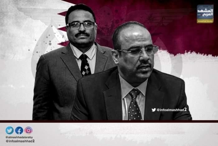 الميسري ينطق بما تمليه عليه قطر وإيران في اليمن