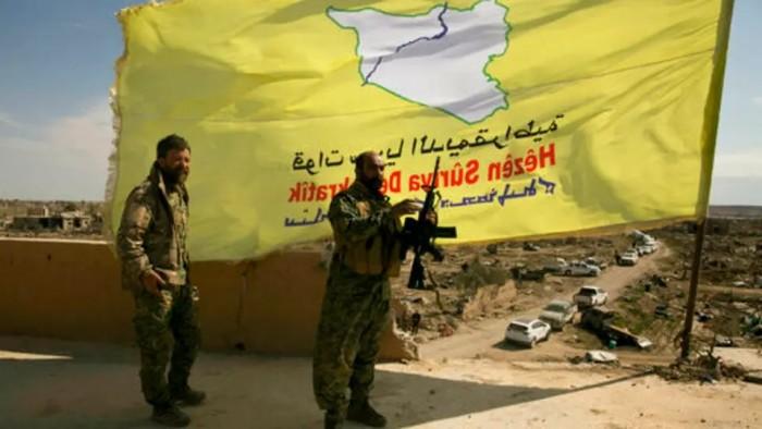 قوات سوريا الديمقراطية تعلن مقتل الساعد الأيمن لأبي بكر البغدادي