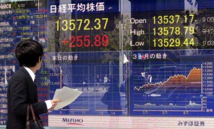 نيكي الياباني يرتفع 0.24% ببورصة طوكيو اليوم الإثنين