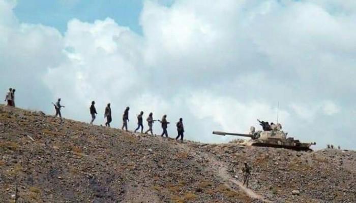 القوات الجنوبية تصد محاولة تسلل حوثية غرب بلدة بتار شمالي الضالع