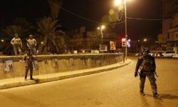 الجيش العراقي يعلن فرض حظر التجوال فى بغداد