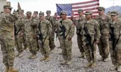 سقوط قذيفتي هاون على معسكر جنود أميركيون في شمال بغداد
