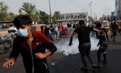 اليوم.. مقتل نحو ١٣ عراقيا في محاولة فض اعتصام كربلاء