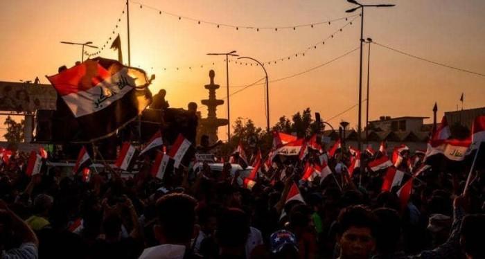 العراق.. فرض حظر التجوال بمحافظة ديالي بسبب استمرار المظاهرات