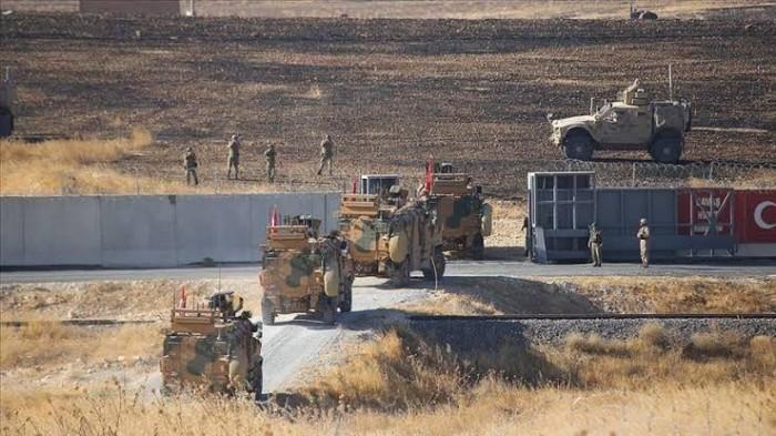 تركيا تكشف عن بدء الطلعات الجوية الاستكشافية على الحدود السورية