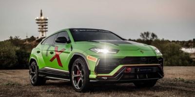 لامبورجيني تكشف النقاب رسميا عن SUV جديدة من طراز Urus