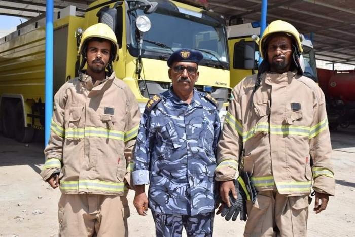 إجراءات جديدة لأمن ساحل حضرموت لمواجهة إعصار كيار