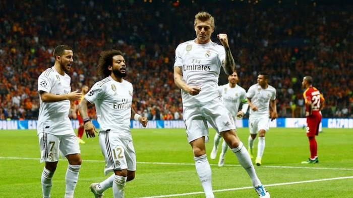 ريال مدريد بقوته الضاربة أمام ليجانيس