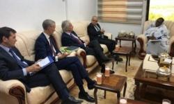وفد أوروبي رفيع يصل السودان لدعم الحكومة الانتقالية