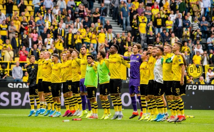 تأهل دورتموند وبريمن لدور الـ16 بكأس ألمانيا