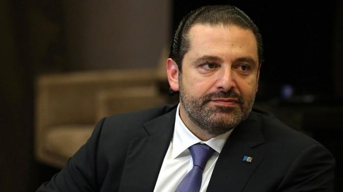 """""""الحريري"""" يطالب أنصاره بالتزام الهدوء"""