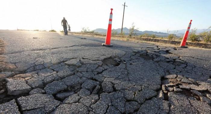 زلزال بقوة 6.8 درجة يضرب مدينة مينداناو بالفلبين