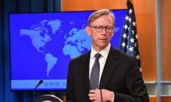 هوك: سنواصل فرض العقوبات على إيران حتى تقبل التفاوض على اتفاق نووي جديد
