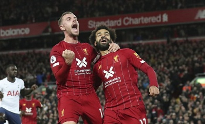 ليفربول يحتفل بـ50 هدفا لصلاح على ملعب «آنفيلد»