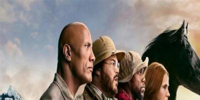 """طرح إعلان جديد لفيلم """"Jumanji: The Next Level"""""""