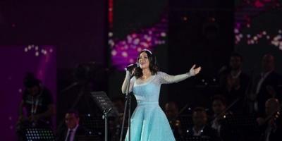 ديانا حداد تتألق بحفلها في موسم الرياض (صور)